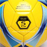 機械縫う公式のサイズは5サッカーボールに番号を付ける