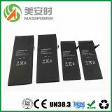batteries de batterie d'ion de lithium de 3.82V 1715mAh pour la batterie de rechange 6s de l'iPhone 6