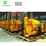 Compresor del aumentador de presión del gas del flúor usado en diversas industrias