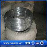 Alambre de acero sumergido y electro galvanizado caliente