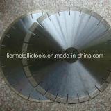 het Blad van de Zaag van de Diamant van 400mm voor Scherpe Steen