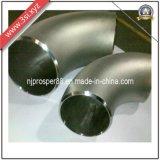 Incoloy 825 codos del tubo de acero (YZF-E169)