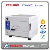 Sterilizer quente do vapor da máquina Pts-Xd35j do hospital da venda