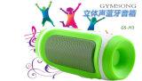 Haut-parleur stéréo sans fil portatif de qualité de Gymsense GS-Jy3