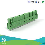 Abstand-elektrische Schrauben-Schelle-Klemmenleisten der Utl Fertigung-5.0mm