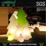 Iluminação decorativa da árvore do hotel claro do diodo emissor de luz do RGB (LDX-MC02)