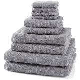 Tovagliolo di bagno stampato cotone dell'hotel di alta qualità 100%