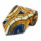 Cravate africaine en gros d'impression de teinture (A780)
