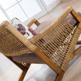 Presidenza del sofà della mobilia del giardino/hotel/ristorante/caffetteria del rattan per il conservatorio esterno dell'interno B02-1