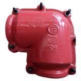 PE, riparazione P110 piegato morsetto, accoppiamento di riparazione del tubo, accoppiamento del tubo, riparazione rapida colante del tubo del PVC del tubo