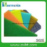 다채로운 폴리우레탄 거품 필터