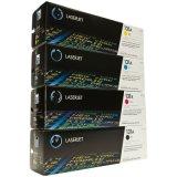 für Farbe Cmyk Toner-Kassetten-Set HP-CE260A CE261A CE262A CE263A 4