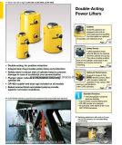 Clrg-Series de Enerpac, altos cilindros del tonelaje con alta calidad