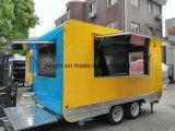 De mobiele Bestelwagen van de Verkoper voor Verkoop Saudi-Arabië