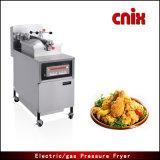 Microplaquetas de Cnix Pfe-800 e frigideira elétricas da pressão dos peixes