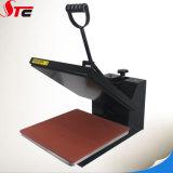 38 * 38cm CE Flat Simple Heat Press Machine Máquina de transferência de calor manual T-Shirt Máquina de impressão de transferência de calor
