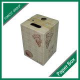 Solo rectángulo acanalado de madera emparedado modificado para requisitos particulares (FP8039117)