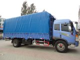 De Met een laag bedekte Stof van de Fabrikant van China pvc voor de Dekking Tb017 van de Vrachtwagen