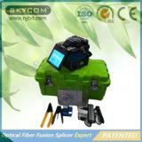 중국 최신 판매 접합 기계 광섬유 융해 접착구