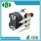 potenziometro rotativo di 16mm con l'interruttore Wh168-4