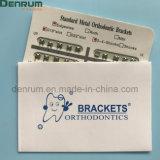 De Vervaardiging Monoblock Roth/Edgewise/Mbt Orthodontische Steunen van Denrum