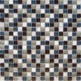Mosaico del vidrio y de la piedra (VMS8112, 300X300m m)