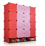 de Plastic Garderobe van het Meubilair van de Slaapkamer van het Kabinet van de Jonge geitjes van de Manier van 145X37X162cm