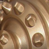 la '' fabrication 6 de Driiling usine la vente chaude ! trépan tricône d'IADC 537 api de 11 1/2 ''