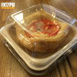 Plaques de gâteau de pulpe avec la bagasse non blanchie de canne à sucre Biodegaradable 100%