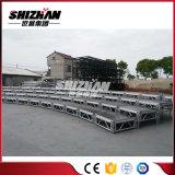 Am meisten benutzte einfache installieren Portable-justierbares Ausstellung-Aluminium-Stadium