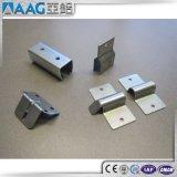 Abrazadera solar de aluminio de Frameless