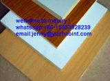 Le papier différent de mélamine a fait face au panneau de forces de défense principale pour l'usage de meubles