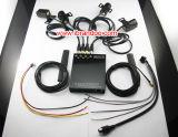4G GPS Fahrzeug DVR mit Kartenspeicher Ableiter-1080P für Polizeiwagen-Taxi-Bus