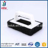 (YF01-34) Balai de nettoyage en plastique de traitement de ménage