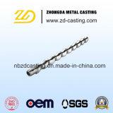 CNC OEM подвергая механической обработке с высоким чугуном крома
