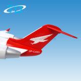 Model Plan crj-100 de Gift van de Vliegtuigen van de Reeks van 27cm