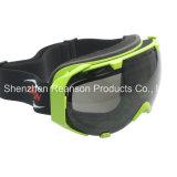 Lunettes de ski antibrouillard professionnelles de mobile de neige de lentilles sphériques de Reanson Frameless doubles