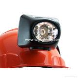 Lámpara de casquillo subterráneo del minero de Kl4.5lm LED