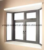 Окно сползая окна алюминиевое