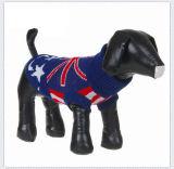 l'animale domestico di modo copre il maglione del cane del cappotto (KH0027)