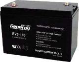 batería de los vehículos eléctricos 6V180ah