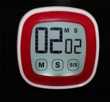 Temporizzatore elettronico della cucina dell'orologio di Digitahi