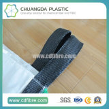 Side-Seam FIBC PP Bulk Woven Big Bag com fundo plano