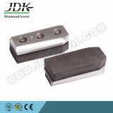 Diamante durável Fickert abrasivo para ferramentas de moedura do granito