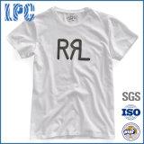 Custom Fit Camiseta de algodón con serigrafía para el hombre