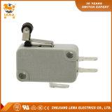Interruptor do micro da alavanca do rolo do VDE Kw7-32 do CCC do Ce do UL de Lema 16A