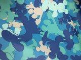 Polyester gedrucktes Strand-Kurzschluss-Gewebe Microfiber Drucken-Gewebe