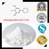 Materias primas farmacéuticas cristalinas blancas Minoxidil para el tratamiento de la pérdida de pelo
