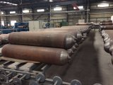 2016 constructeur chaud ISO9809/GB5099 de cylindre de gaz d'acier sans joint de la capacité 40L de vente