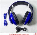 Nuevo receptor de cabeza sin hilos estéreo de Bluetooth del receptor de cabeza de la carpa LED del diseño de la manera